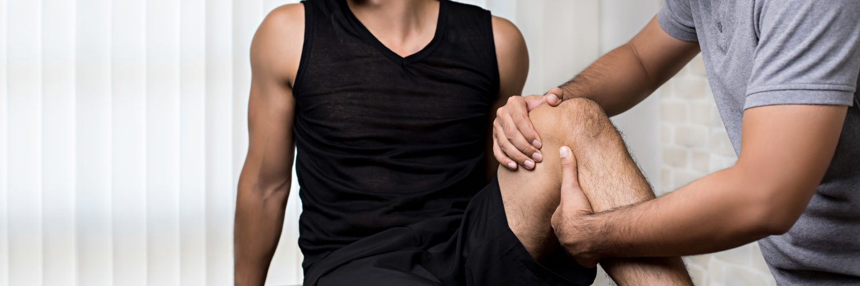 kolano fizjoterapeuta