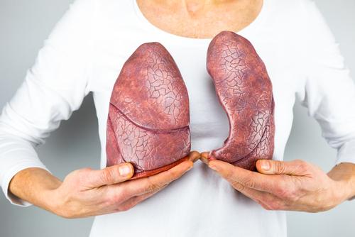 wibroterapia w pulmonologii