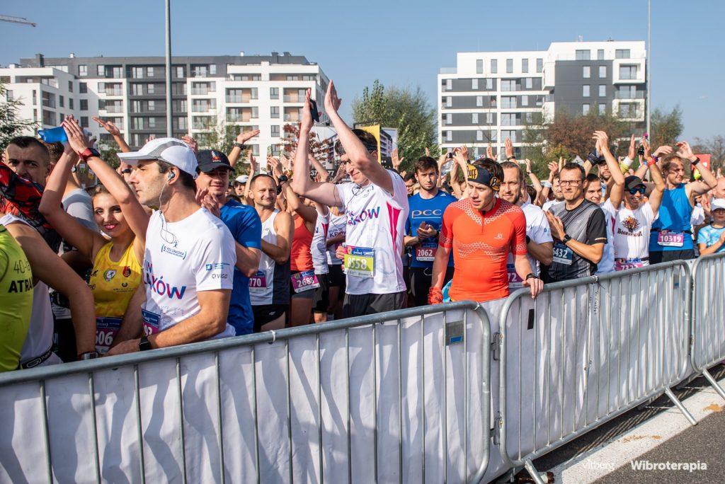 5. PZU Cracovia Półmaraton Królewski zdjęcie relacja vitberg wibroterapia (1)-min