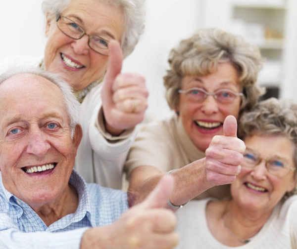 Żywienie osób starszych.
