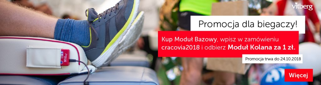 promocja dla biegaczy ram vitberg +