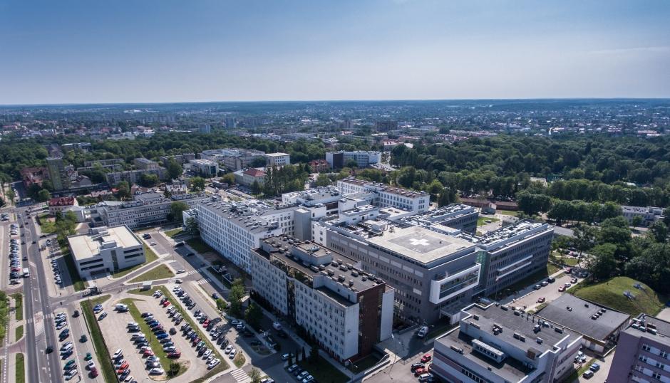 unowersytecki szpital kliniczny w białym stoku