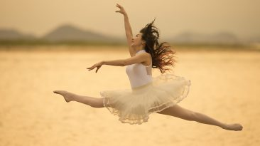 baletnica balet taniec