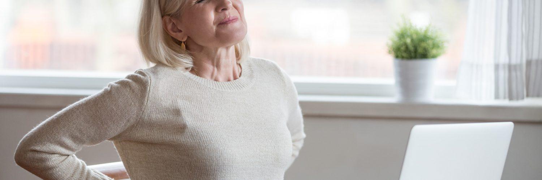 Ból w dole pleców - przyczyny i leczenie