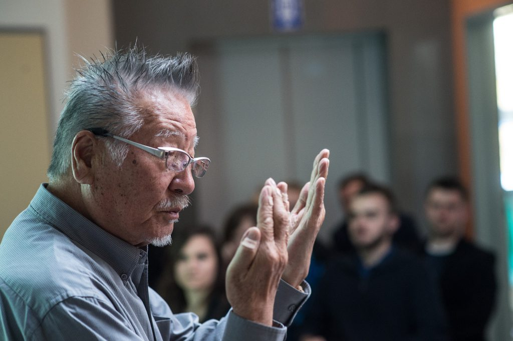 Dr Kenzo Kase - twórca kinesiotapingu