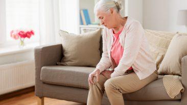 Ból przewlekły (chroniczny) obejmujący stawy