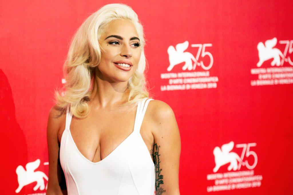 Lady Gaga - piosenkarka chorująca na fibromialgię