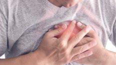 Powikłania po COVID-19 - ból stawów, mięśni i ból w klatce piersiowej