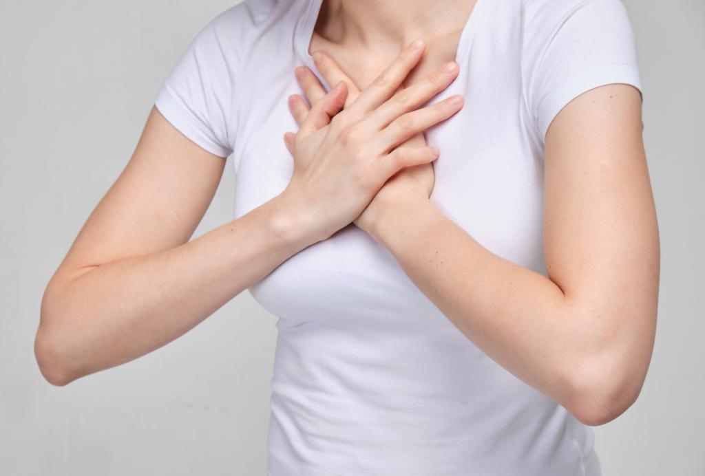 Problemy z oddychaniem, duszność