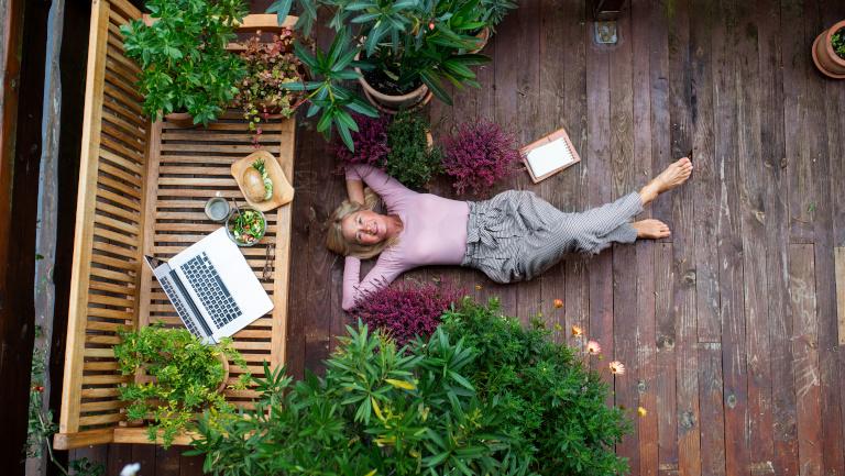 Relaks i zdrowy tryb życia
